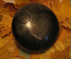 Глюкофон (hapi drum, tank drum)
